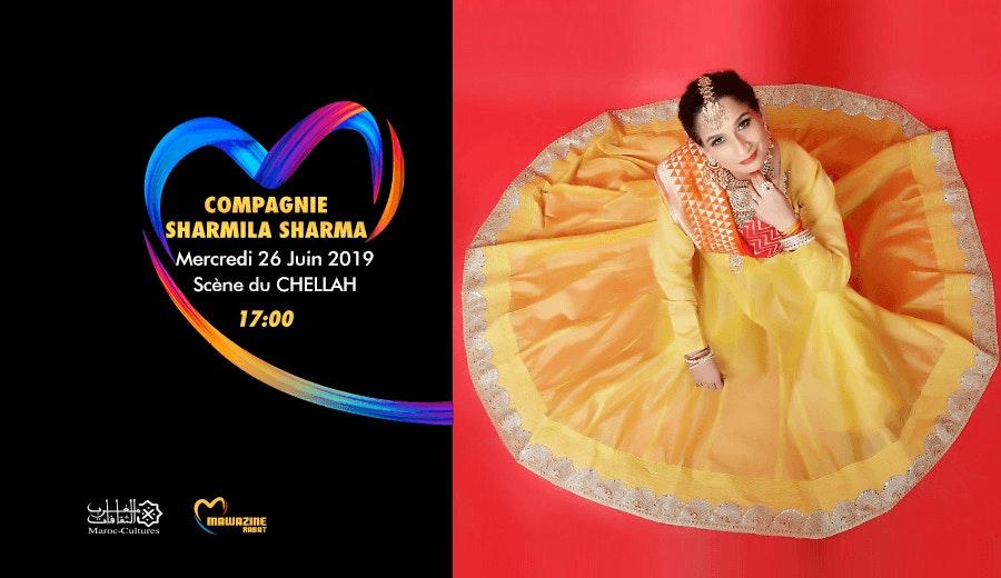 Festival Mawazine - Compagnie Sharmila Sharma