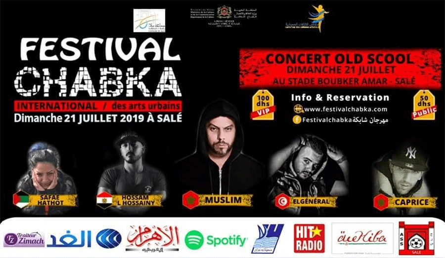Festival CHABKA - Concert Old School