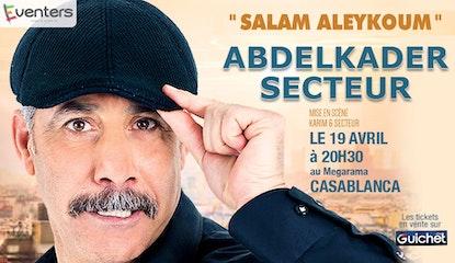 "Abdelkader SECTEUR ""SALAM ALEYKOUM"""