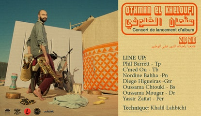 Othman El Kheloufi En Concert à Rabat