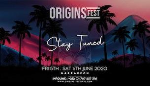 Origins Festival - Summer 2020