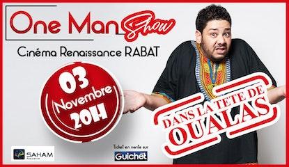 One Man Show : Dans la tête de Oualas