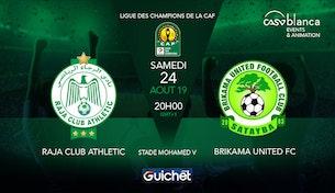 Total CAF Champions League : RCA vs BUFC