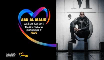 Festival Mawazine - Abd Al Malik