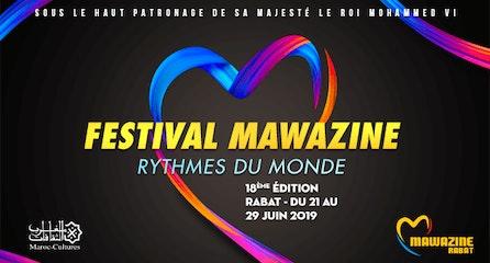 Le célèbre Festival Mawazine Rythmes du Monde